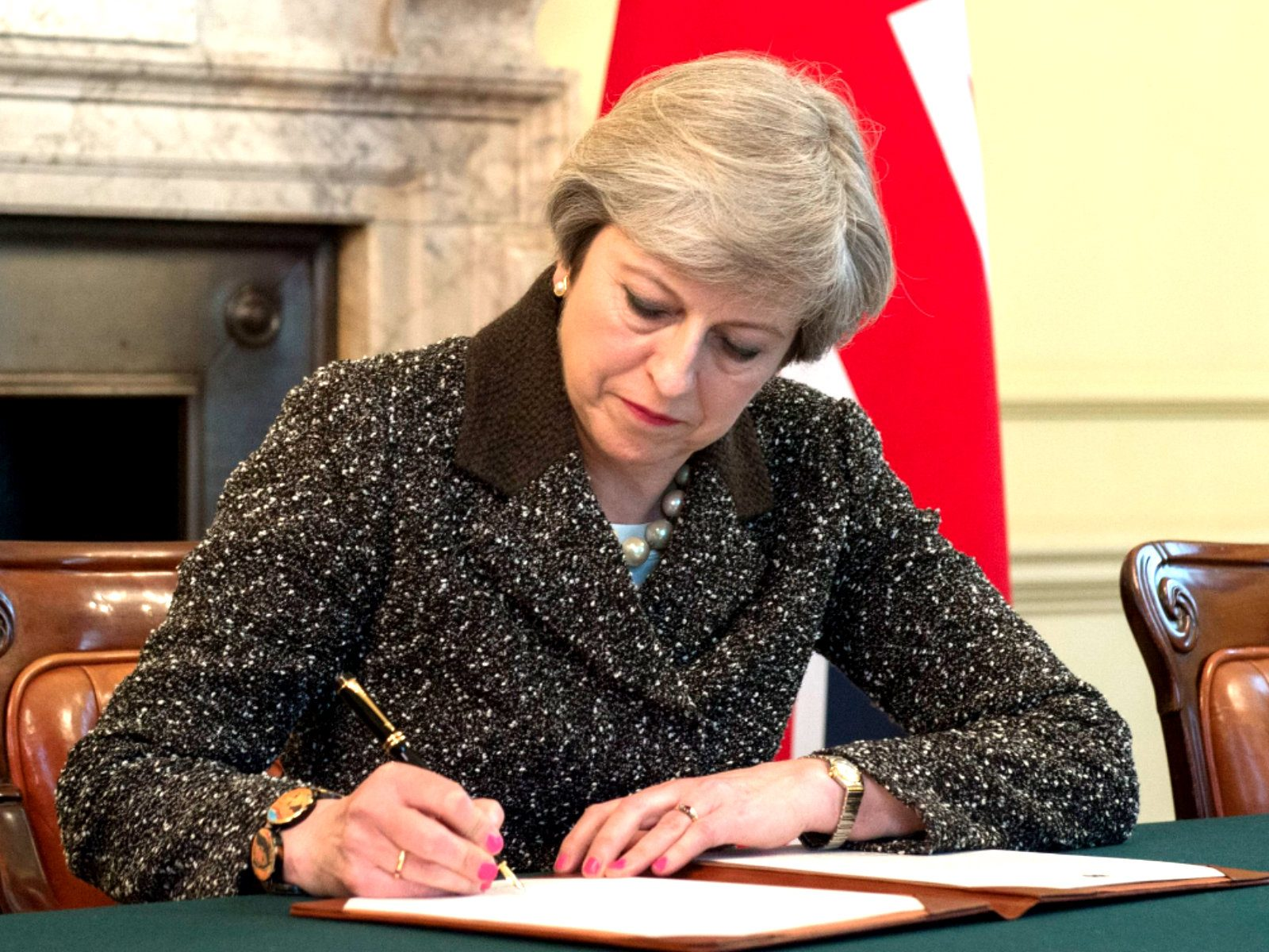 Theresa May Signs Article 50 – How Do You Feel As Brexit Begins?