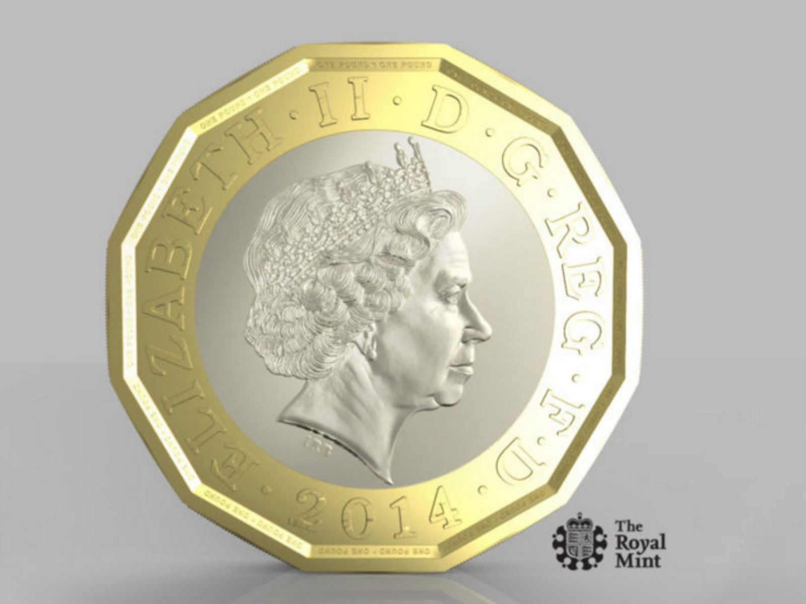 8 Things You Need To Know About The New £1 Coin
