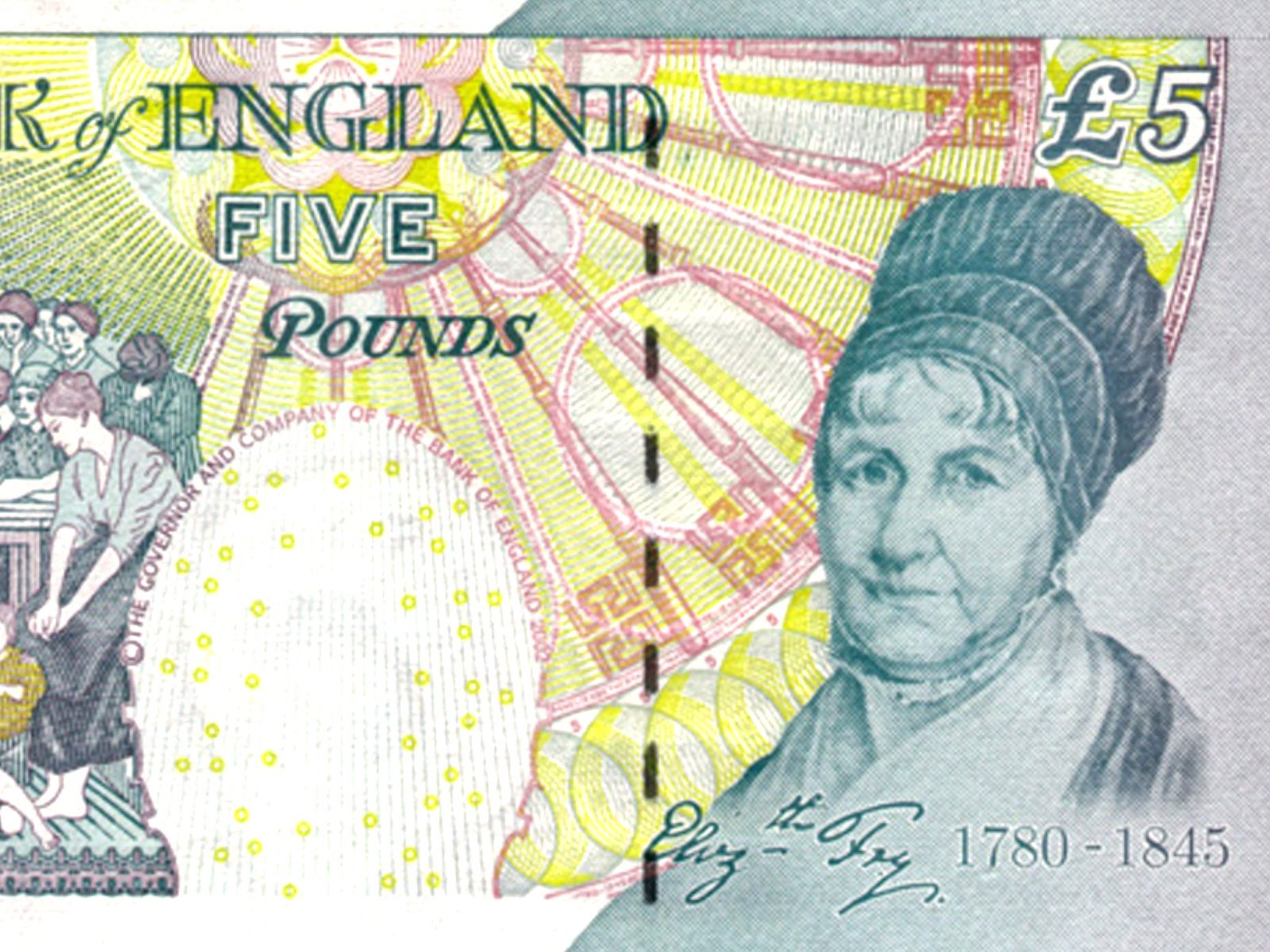Just One Month Left To Spend Your Paper Five Pounds