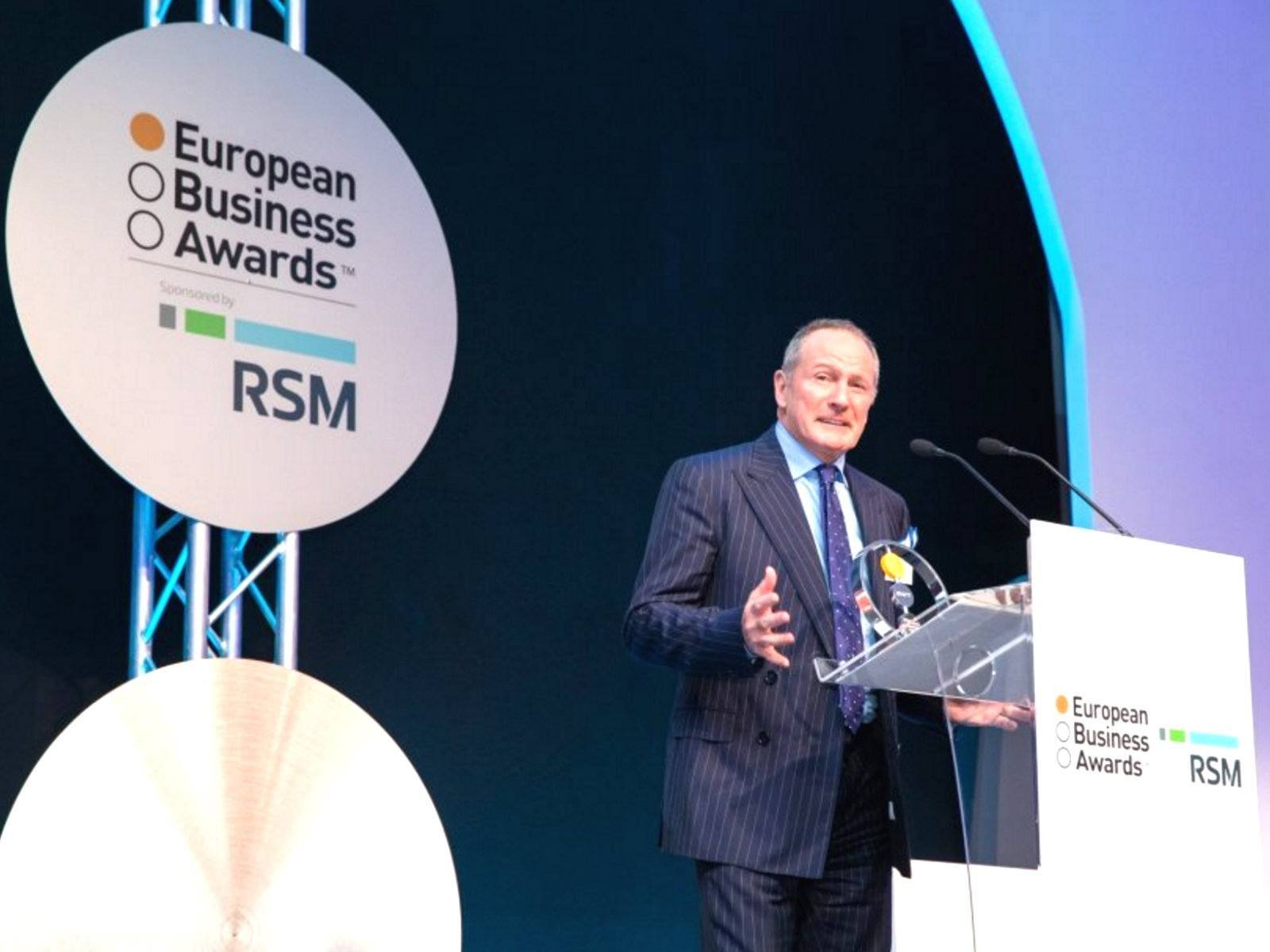 True Potential Wins European Business Of The Year Award