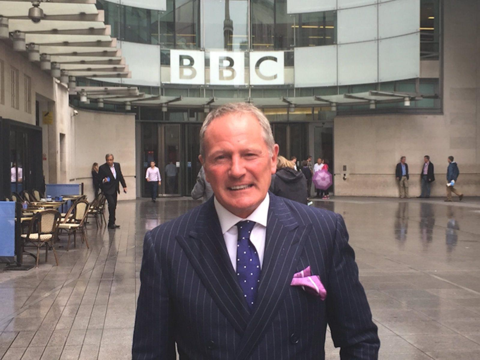 David Harrison Tells The BBC About His Secrets To Success