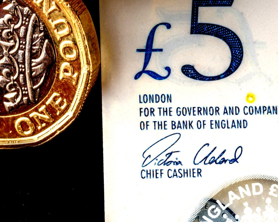 UK Inflation Remains At Five Year High