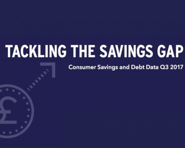 Tackling The Savings Gap Q3 2017