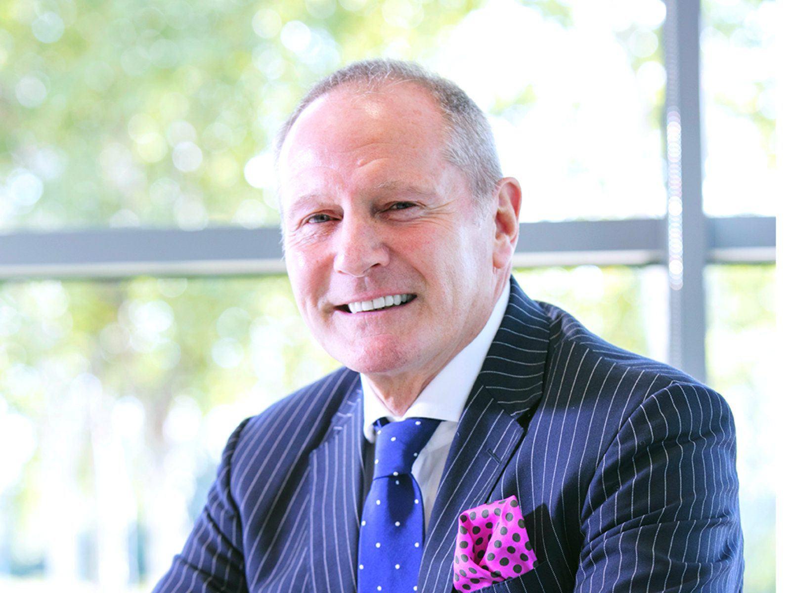 David Harrison Named Entrepreneur of the Year