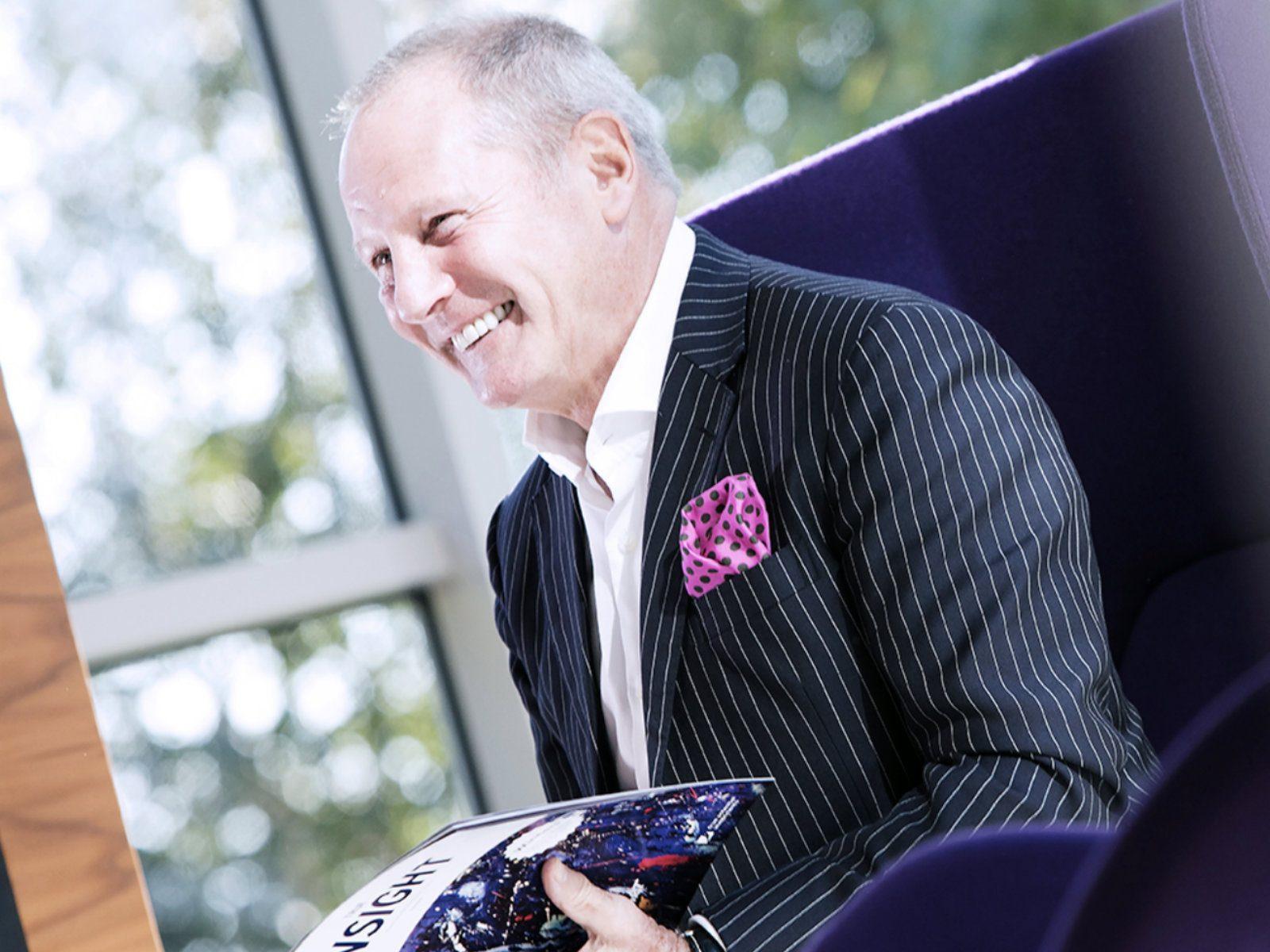 David Harrison Named Tyneside & Northumberland Business Executive of the Year