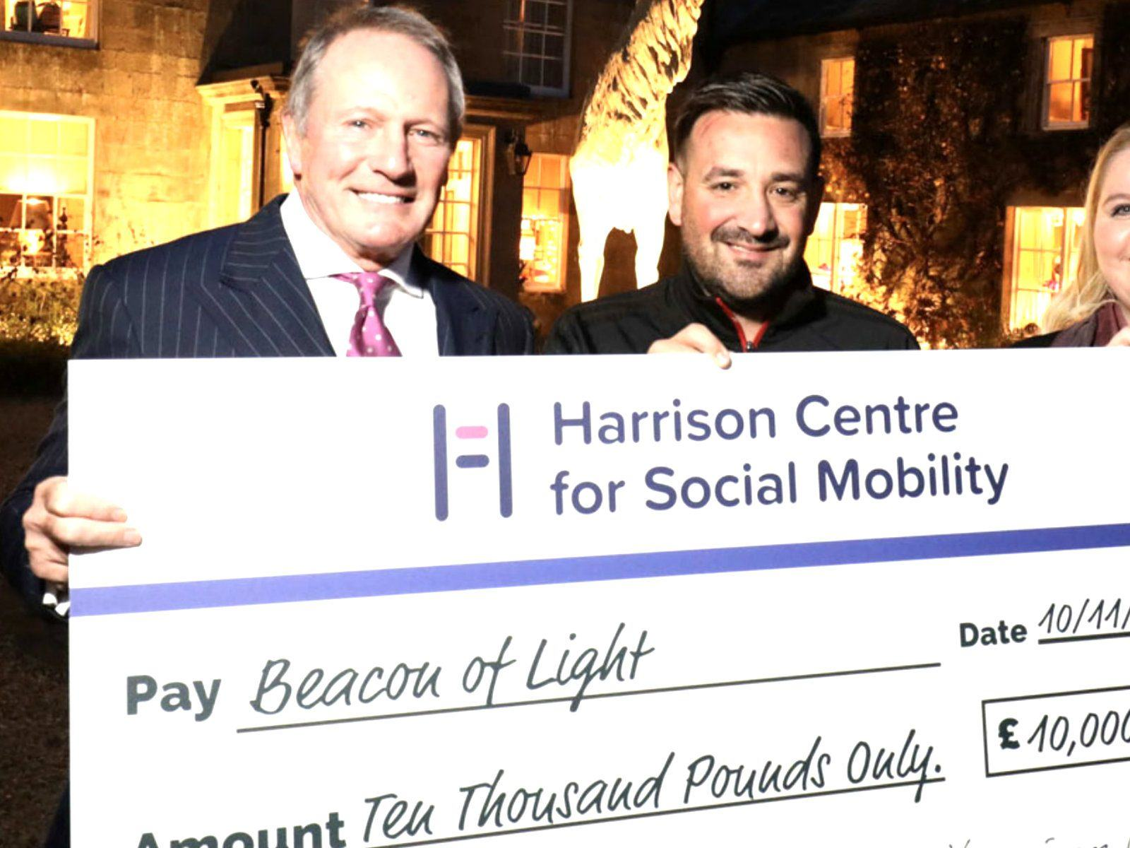 Harrison Centre For Social Mobility Is Launched