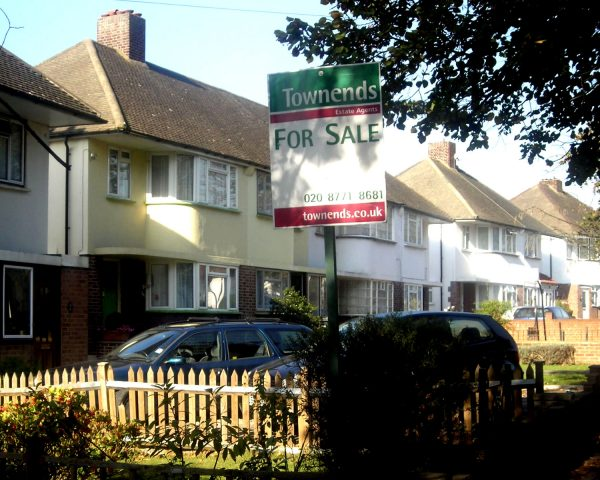 UK House Prices Tick-Up