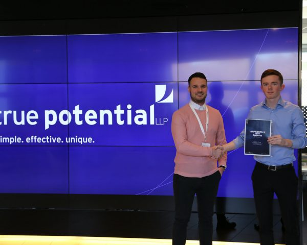 Kieran Howe Is Baltic Training Services Apprentice Of The Month
