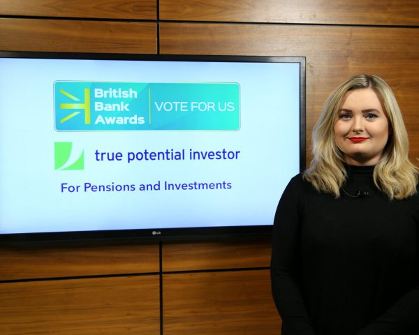 Video: Last Chance To Vote True Potential Investor For The British Bank Awards