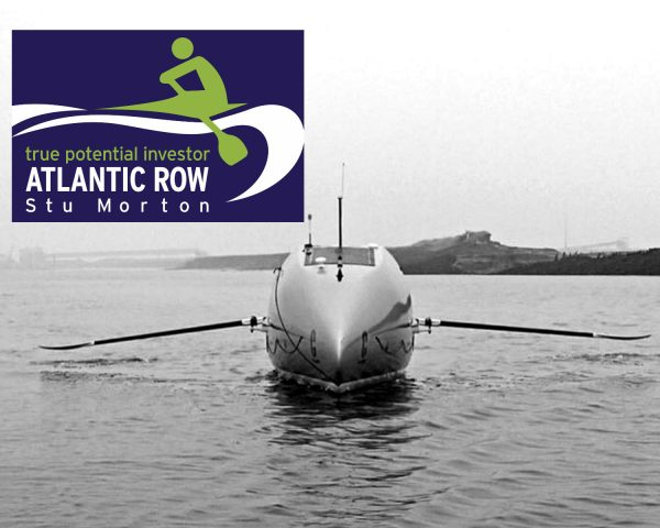 True Potential Investor Atlantic Row – Stu sets new date with upgraded boat
