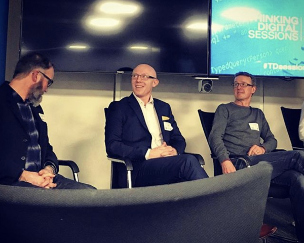 Thinking Digital Sessions – Fintech & the North East