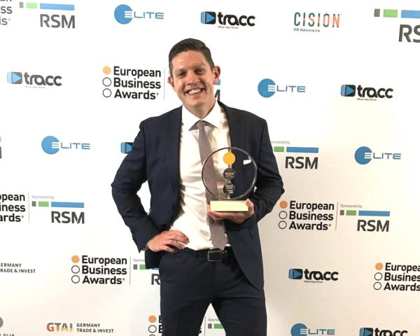 True Potential Investor wins Public Award at the European Business Awards 2017/18