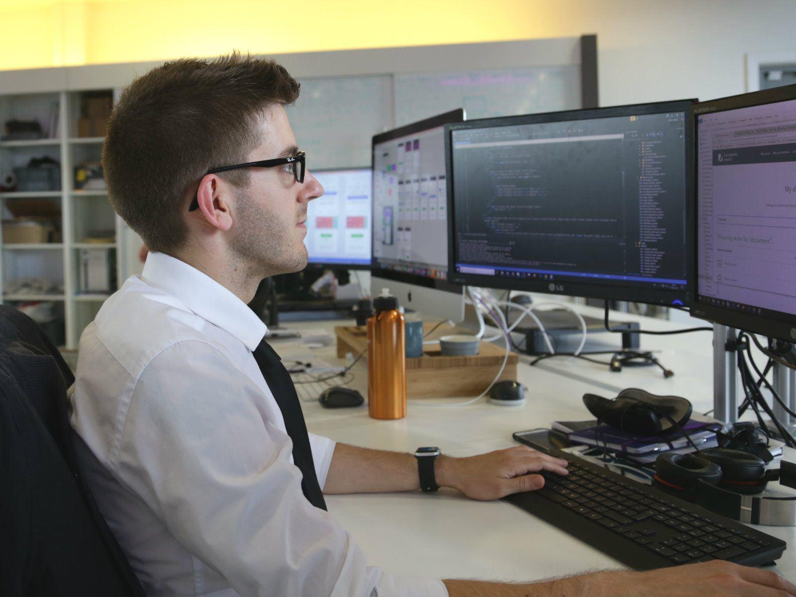 Meet the True Potential Investor team: Adam Hails