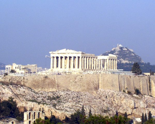 Greek tragedy – act three?