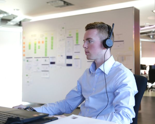 Social Mobility at work: Kieran Howe, IT Support Worker