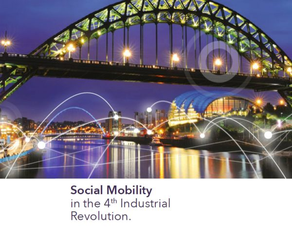 Social Mobility in the 4th Industrial Revolution