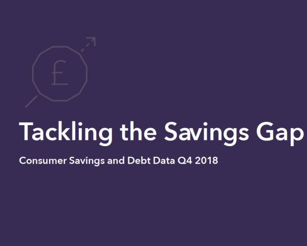 Tackling the Savings Gap Q4 2018 – Are you prepared for retirement?