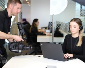 Social Mobility Pledge: Behind the scenes with our Apprentice Developers
