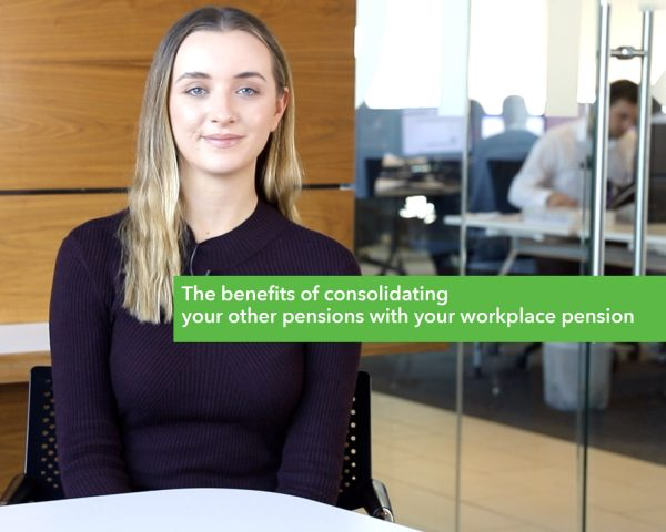 Consolidating other pensions with your workplace pension