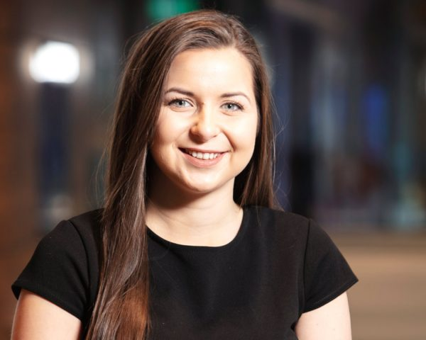 Career success through the Social Mobility Pledge: Rebecca Wright, Head of Client Servicing