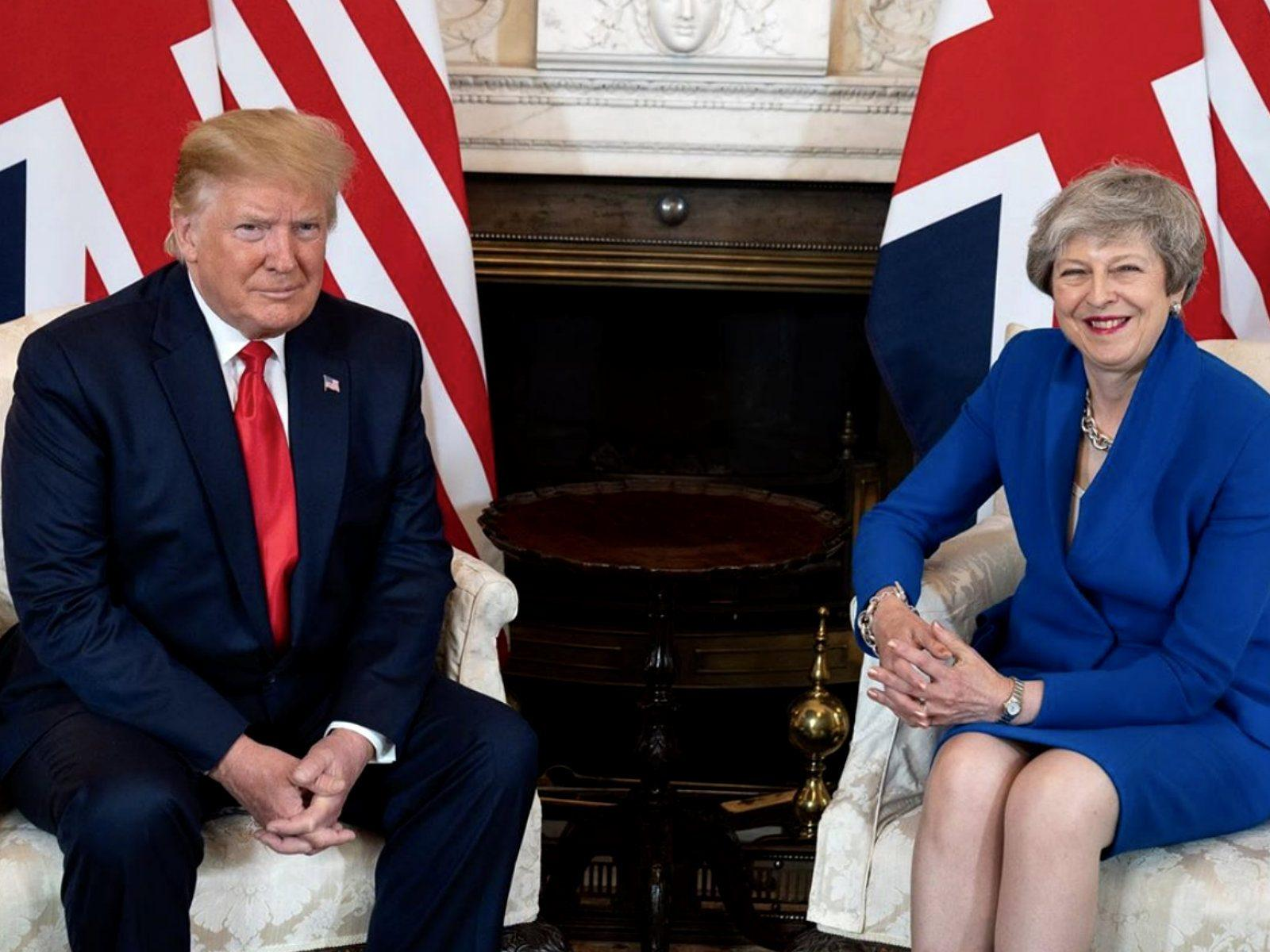 7 Things Donald Trump said about a future UK / USA trade deal