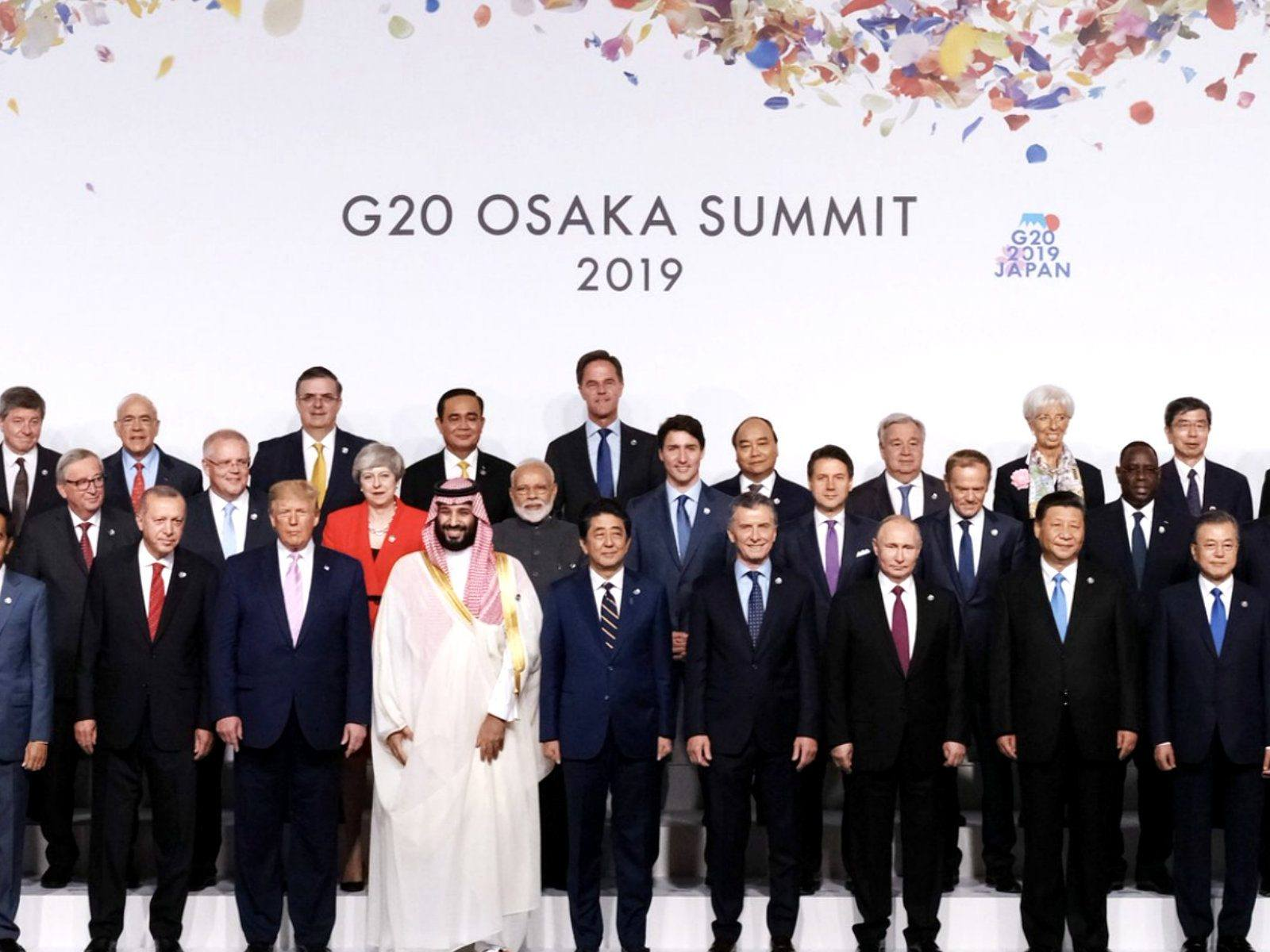 The G20's Summer Summit Summary