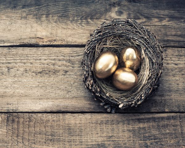 Six simple steps towards growing a bigger nest egg