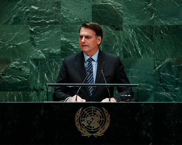 Brazil's Slimming Down