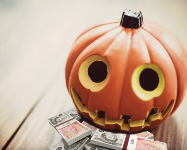 How To Banish Your Investment Ghouls This Halloween