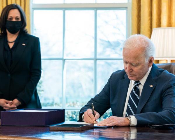 Biden's Rescue Plan
