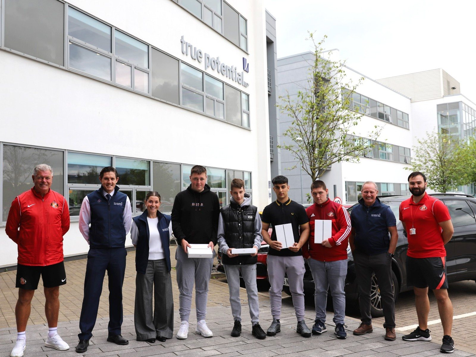Harrison Centre Learners discover their True Potential