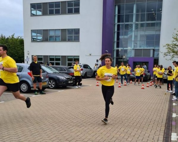 True Potential are Running the Great North Run for The Sunshine Fund