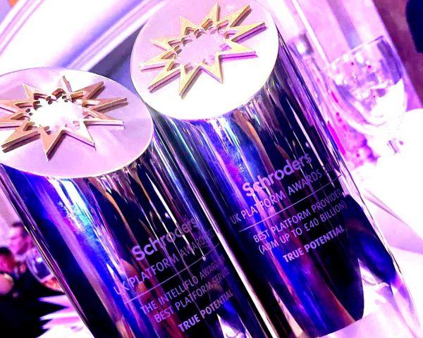 UK Platform Awards 2021 – True Potential Wins Double